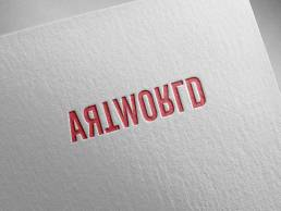 hellodesign-artworld-logo-embossed