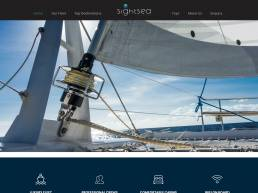 sightsea-website-front-page